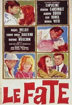 Le fate (1966) locandina