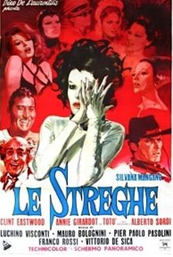 Le streghe (1967) locandina