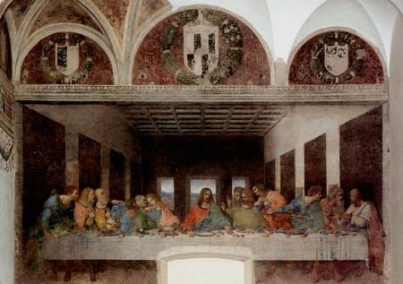 Leonardo 16 Cenacolo