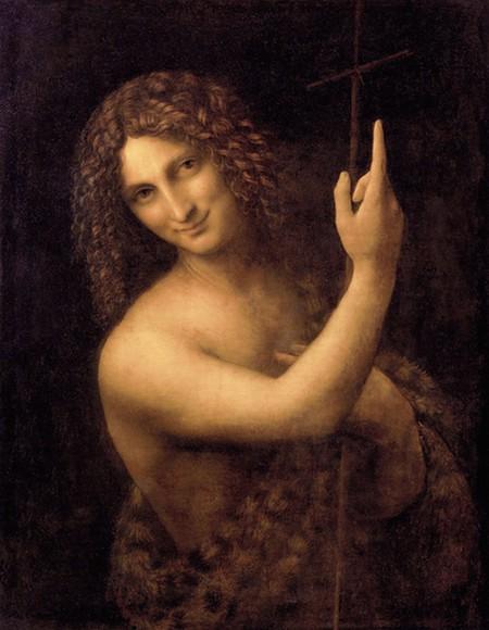 Leonardo 3 san Giovanni Battista
