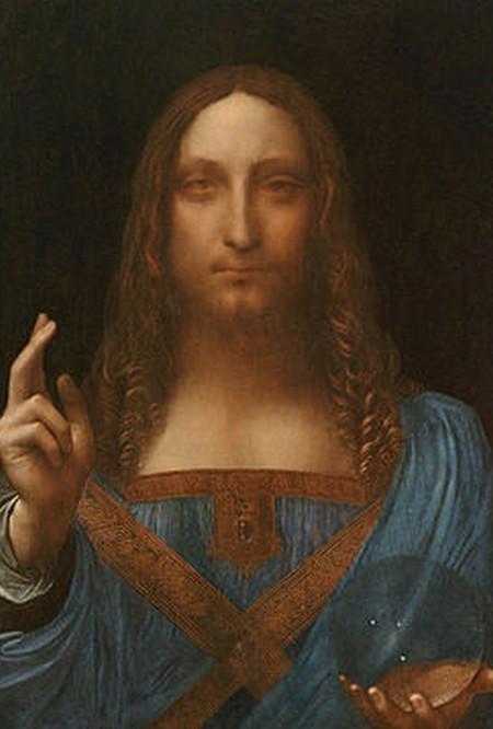Leonardo 6 Salvator mundi