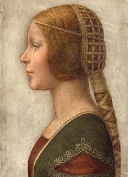 Leonardo 7 La bella principessa