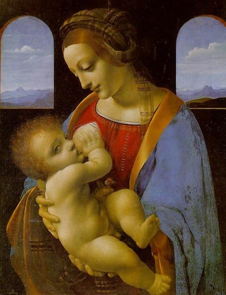 Leonardo 9 Monna Litta
