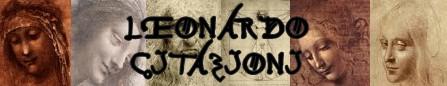 Leonardo da Vinci banner citazioni