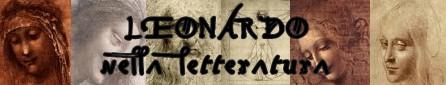 Leonardo da Vinci banner nella letteratura