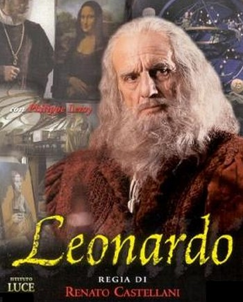 Leonardo da Vinci locandina 1
