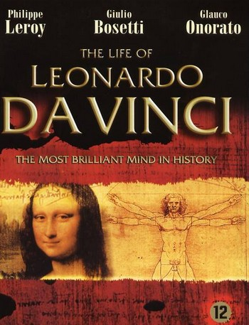 Leonardo da Vinci locandina 4