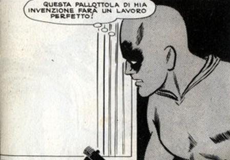 Mister X fumetto foto 1
