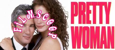 Pretty woman banner
