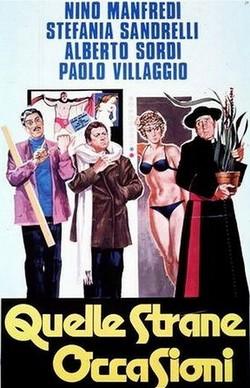 Quelle strane occasioni (1976) locandina