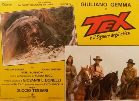 Tex e il signore degli abissi lc1