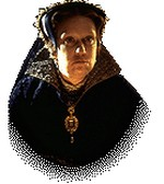 1 Kathy Burke ... Queen Mary Tudor