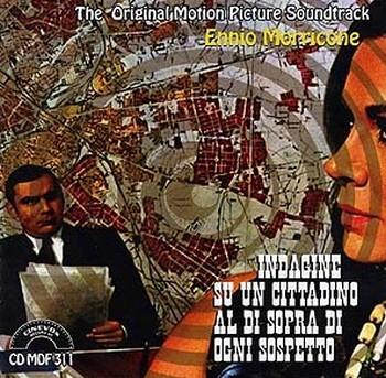 1 Locandina Indagine su un cittadino soundtrack
