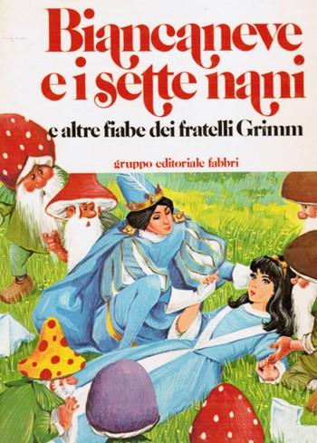 10 Biancaneve e i sette nani libri