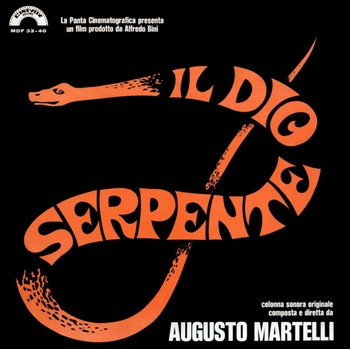 10 Il dio serpente locandina sound