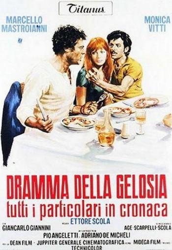11 Dramma della gelosia - Tutti i particolari in cronaca locandina