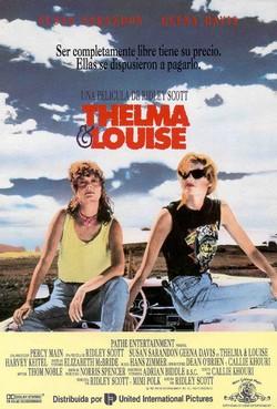 11 Thelma & Louise locandina