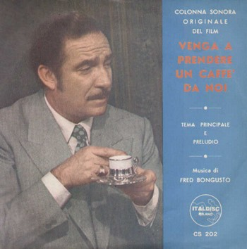 12 Venga a prendere il caffè da noi locandina sound