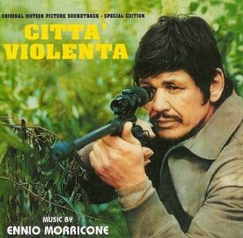 13 Città violenta locandina soundtrack