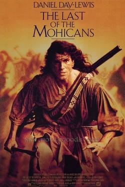 13 L'ultimo dei Mohicani locandina