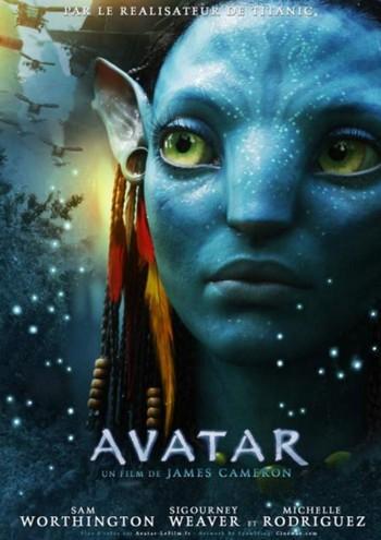 14 Avatar locandina