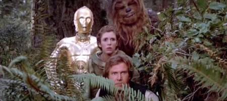 15 Il ritorno dello Jedi locandina 1