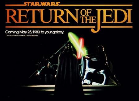 15 Il ritorno dello Jedi locandina wallpaper