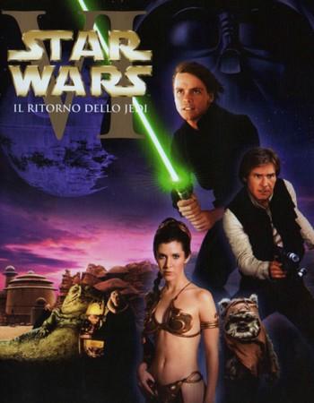 15 Il ritorno dello Jedi locandina