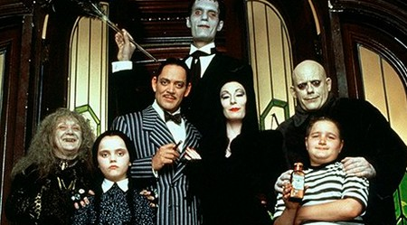 15 The Addams Family foto