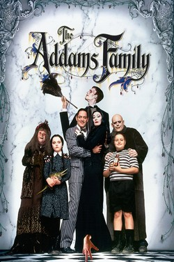 15 The Addams Family locandina
