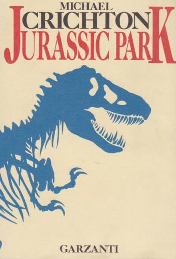 16 Jurassic Park locandina libro