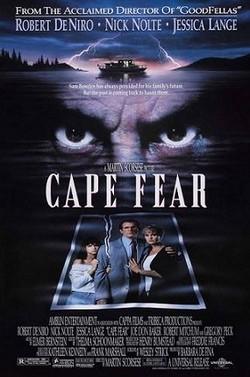 19 Cape Fear locandina
