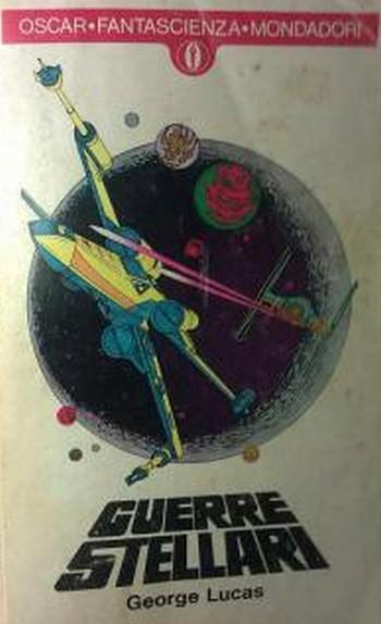 2 Guerre stellari locandina libro