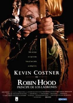 2 Robin Hood Il principe dei ladri locandina
