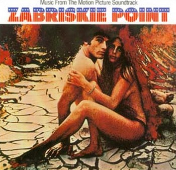 2 Zabriskie point locandina soundtrack