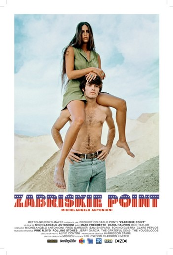 2 Zabriskie point locandina