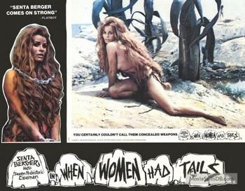 21 Quando le donne avevano la coda lobby card