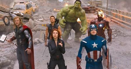 27 The avengers 1