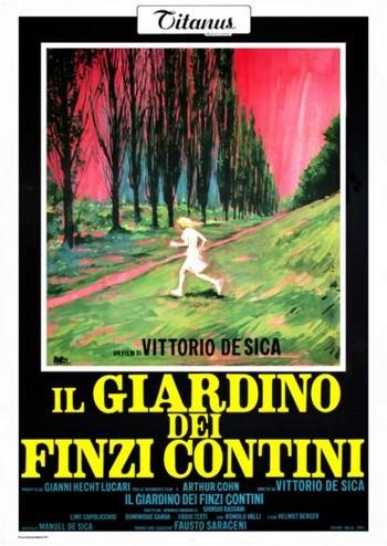 3 Il giardino dei Fini Contini locandina