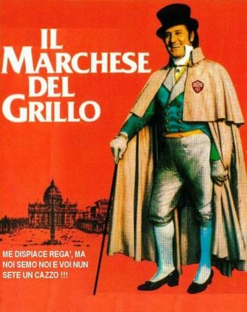 3 Il marchese del Grillo  locandina