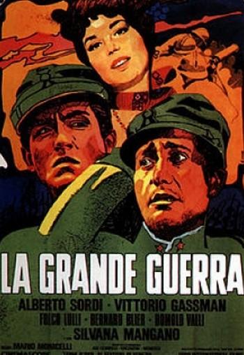 3 La grande guerra locandina