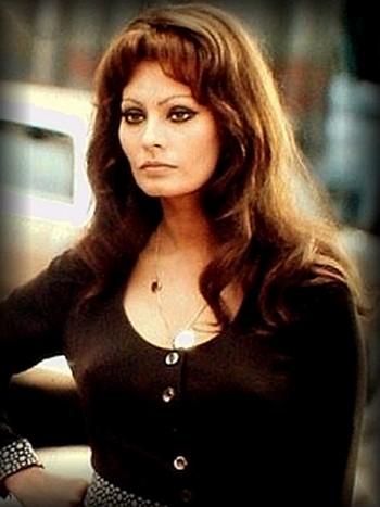 4 Sofia Loren La mortadella