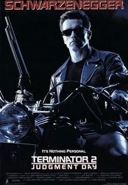 4 Terminator 2 locandina