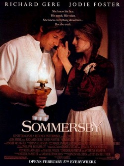 5 Sommersby locandina