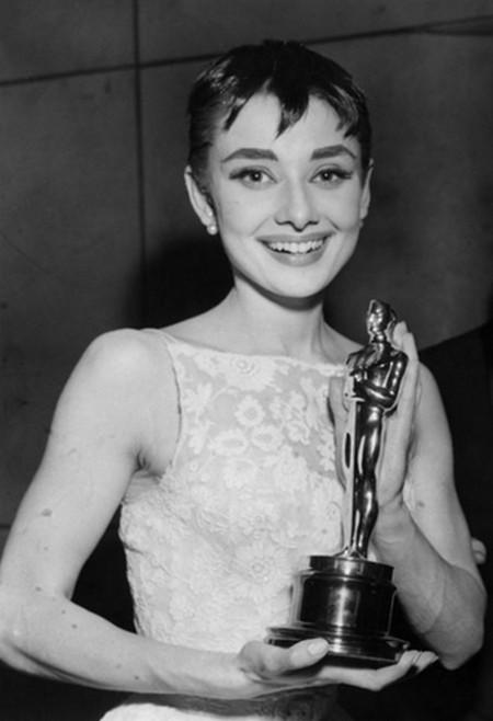 7 Audrey Hepburn – Vacanze romane 1954