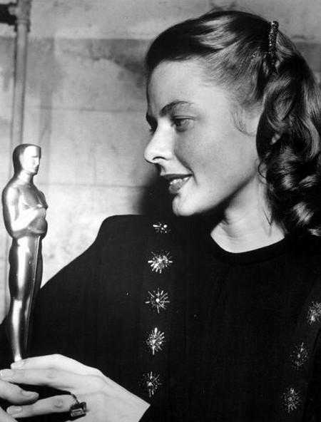 7 Ingrid bergman Oscar per Angoscia 1944