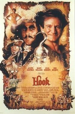 8 Hook - Capitan Uncino locandina