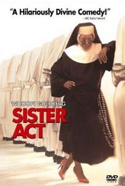 9 Sister Act locandina