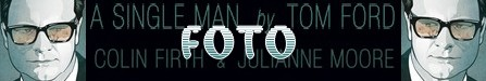 A single man banner foto