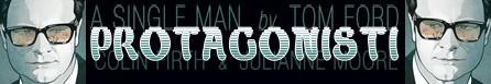 A single man banner protagonisti